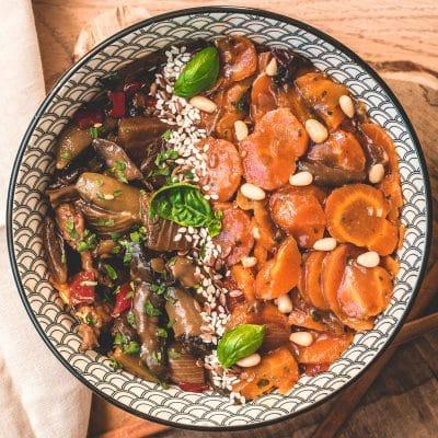 Émincé de boeuf à la vietnamienne392 calories