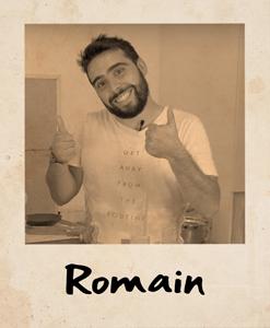 photo de Romain