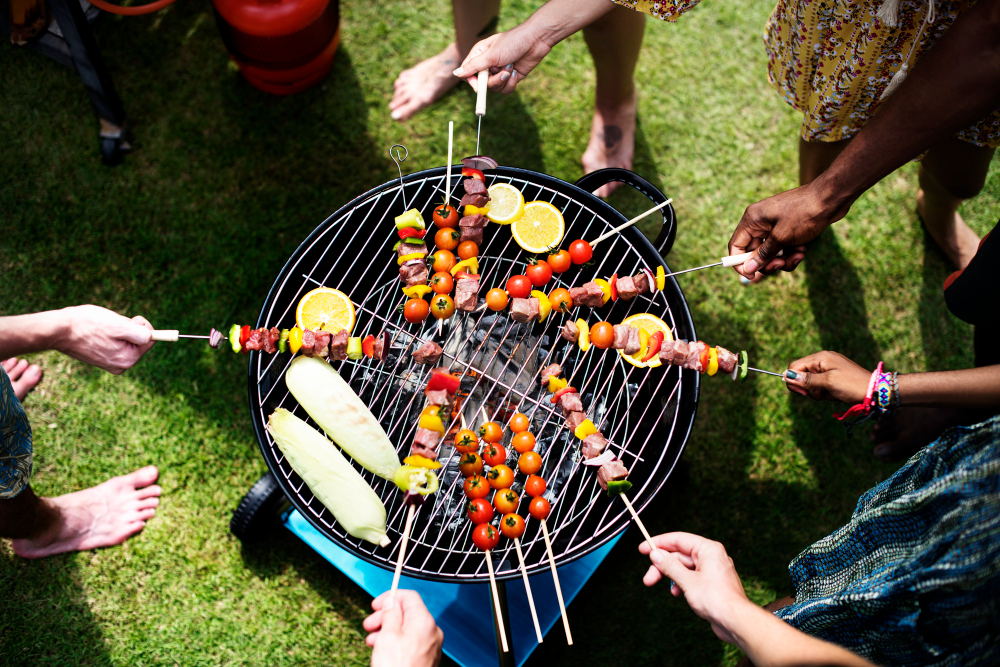 barbecue entre amis