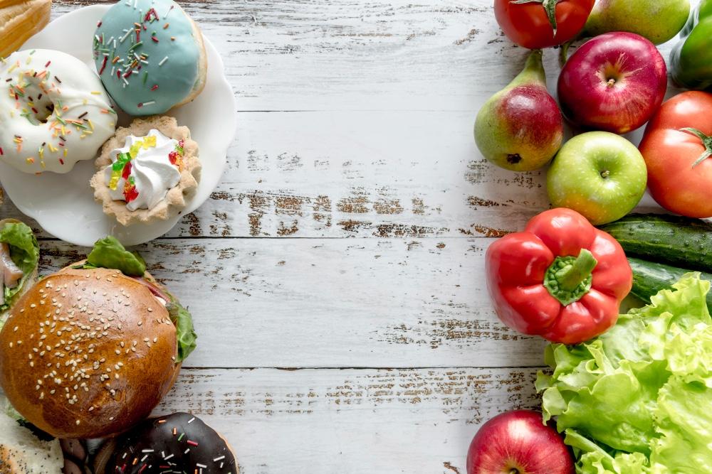 sucre vs légumes