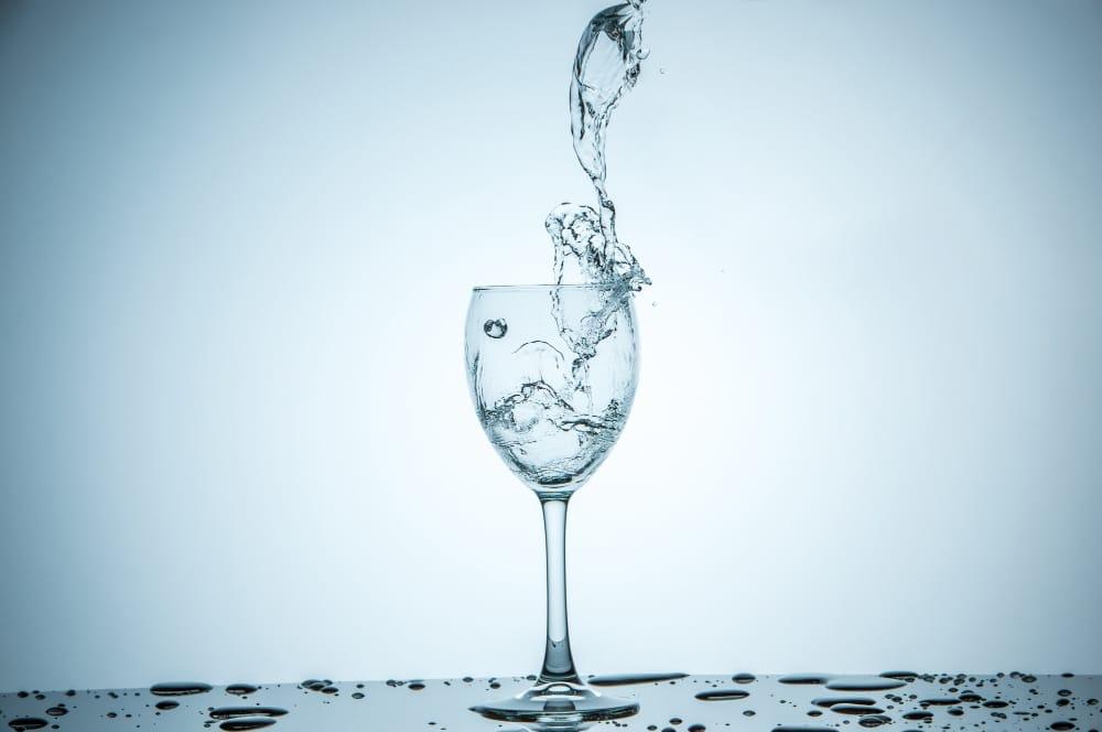 eau gazeuse