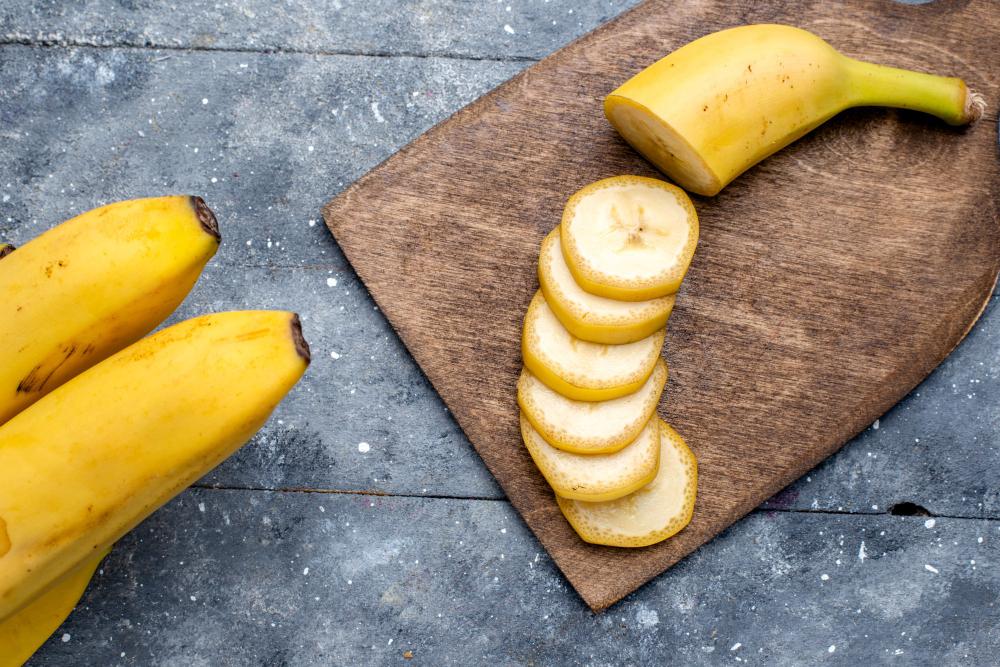 banane rondelles